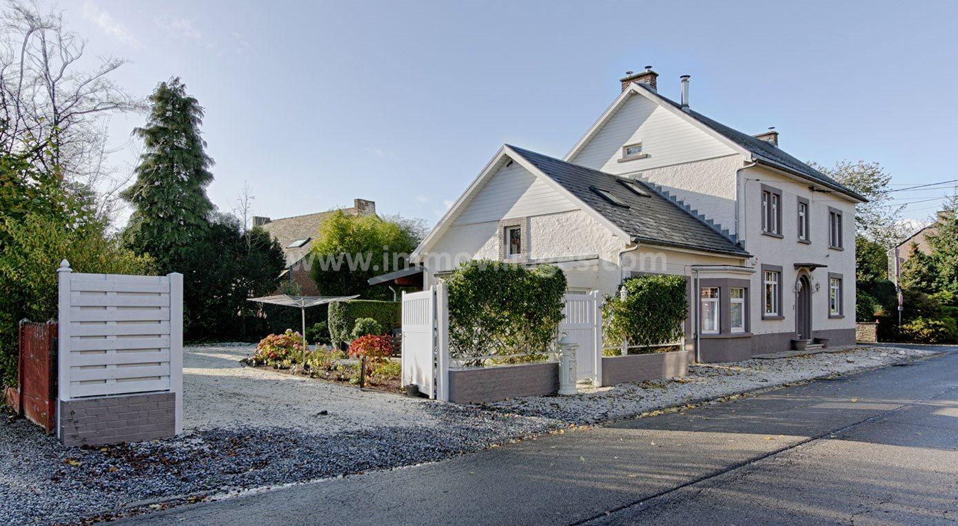 Sart d 39 avril vendu immo villages for Avril immobilier