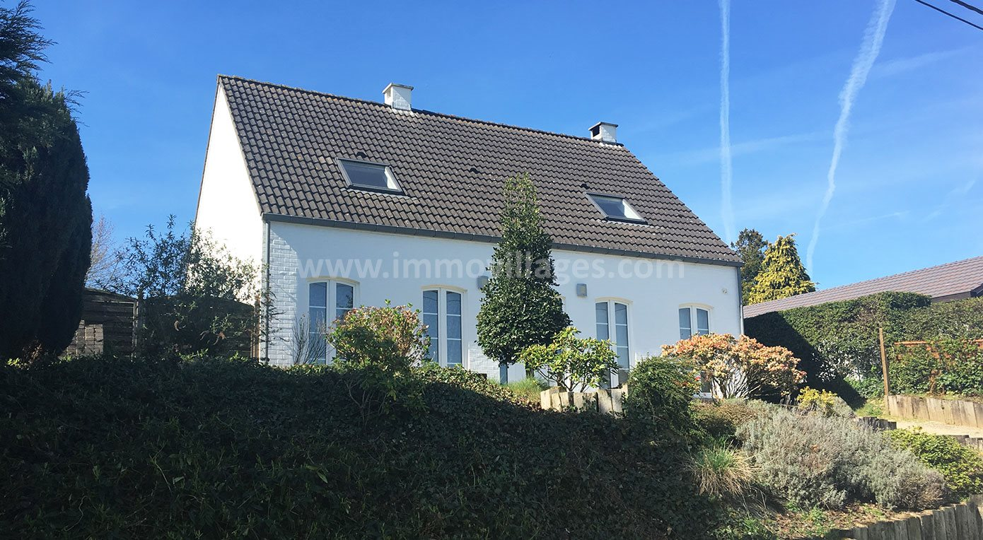 GLIMES (Vendu) Splendide villa 4F en parfait état