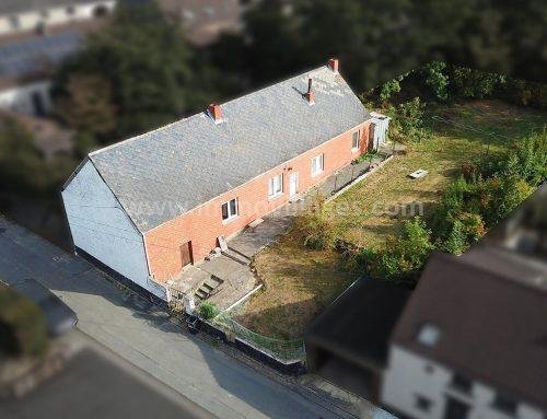 A vendre à GEMBLOUX : Agréable maison villageoise sur plus de 8 ares de terrain …