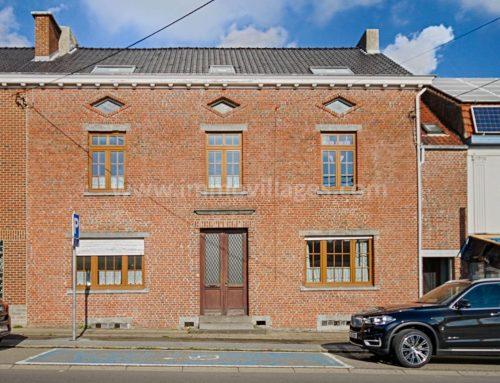 A louer à SOMBREFFE : Belle maison 3 chambres avec terrasse et jardin
