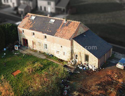 A vendre à GEMBLOUX : Ravissante maison villageoise avec 5 chambres…