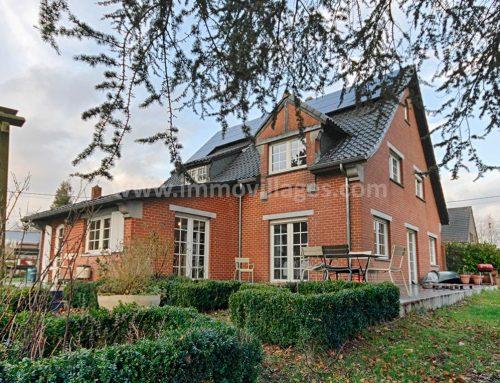 A louer à GEMBLOUX : Jolie villa 5 chambres avec jardin…