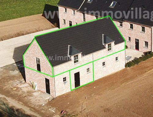 A vendre à WALHAIN : Excellent appartment 2 chambres avec une vue époustouflante…