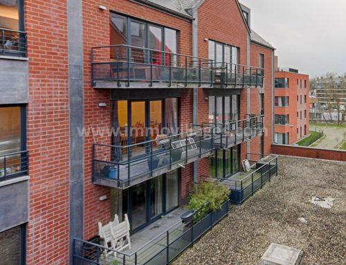 A louer à GEMBLOUX : Excellent appartement 3 chambres à deux pas des facilités …