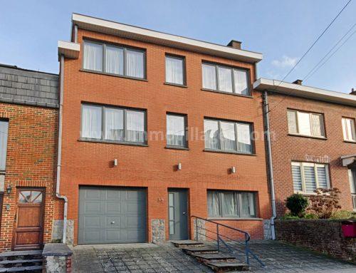 A vendre à GEMBLOUX : Excellente demeure en parfait état comprenant 5 chambres…