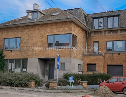 A louer à GEMBLOUX : Spacieux appartement 3 chambres idéalement situé