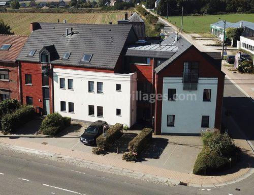 A louer à GEMBLOUX : Excellent appartement 1 chambre à deux pas du centre…