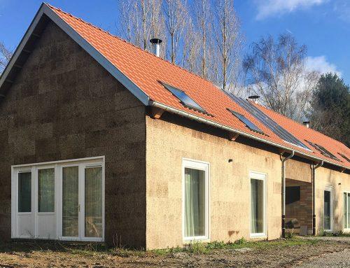 A louer à GEMBLOUX : Unique : petit habitat groupé éco-bioclimatique à louer
