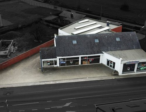 A vendre à SOMBREFFE : Excellent atelier/garage développant plus de 700m² de surf. utiles…