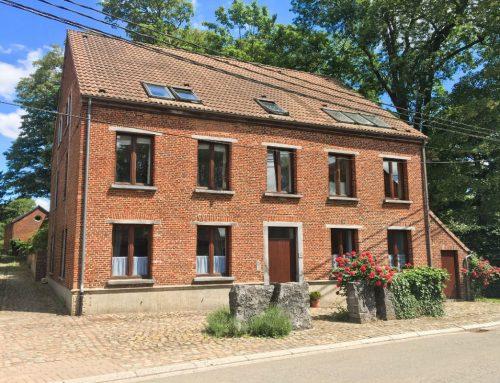 A vendre à WALHAIN : Agréable appartement 1ch idéalement situé