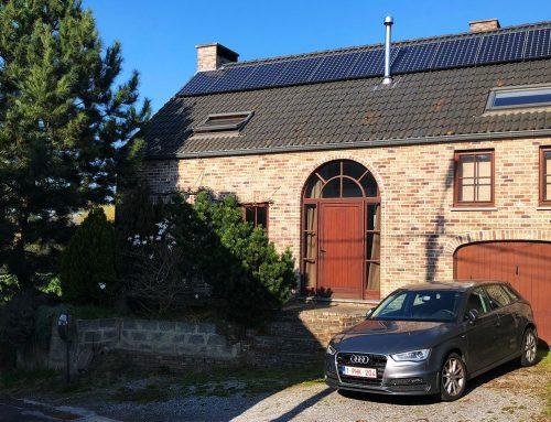 A vendre à RAMILLIES : Excellente villa 3 chambres – garage – pompe à chaleur …