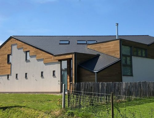 A vendre à CHAUMONT-GISTOUX : Superbe villa contemporaine alliant volume et luminausité…